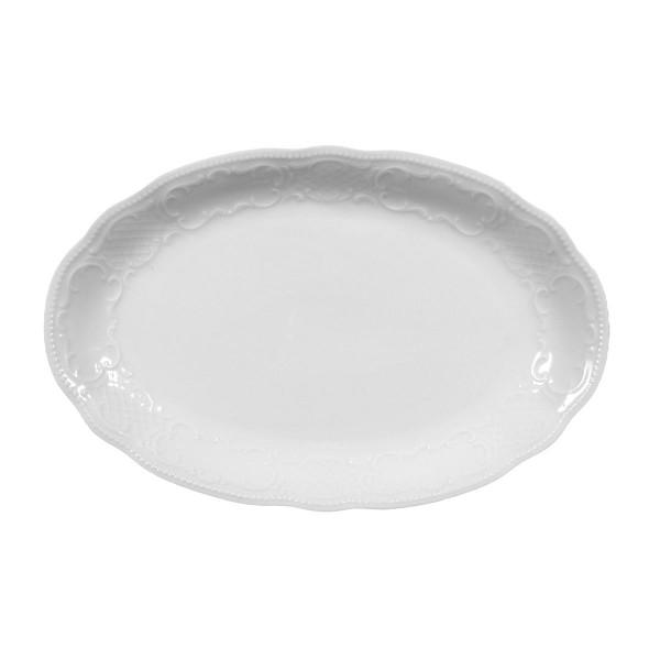 Platte oval 28cm
