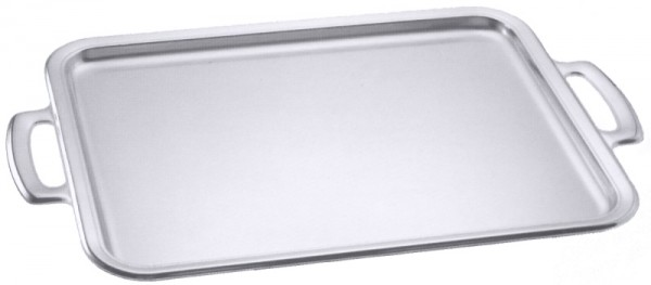 TABLETT MIT GRIFF 52 X 39 CM Länge: 52 cm