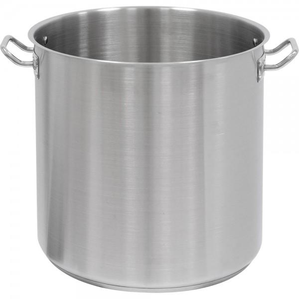 Suppentopf hohe Form, ohne Deckel, Ø 320 mm Höhe 320 mm, 25,7 Liter