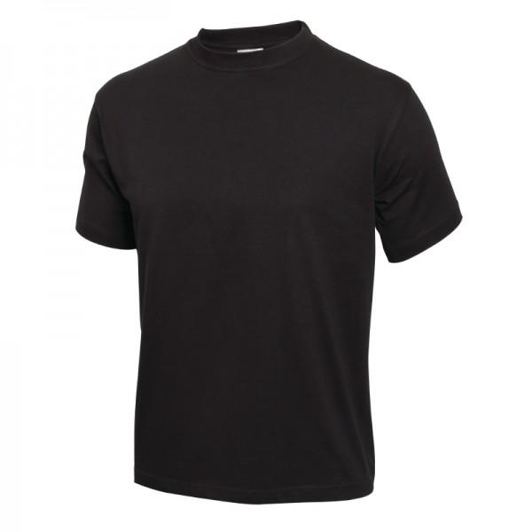 T-Shirt schwarz Größe: M