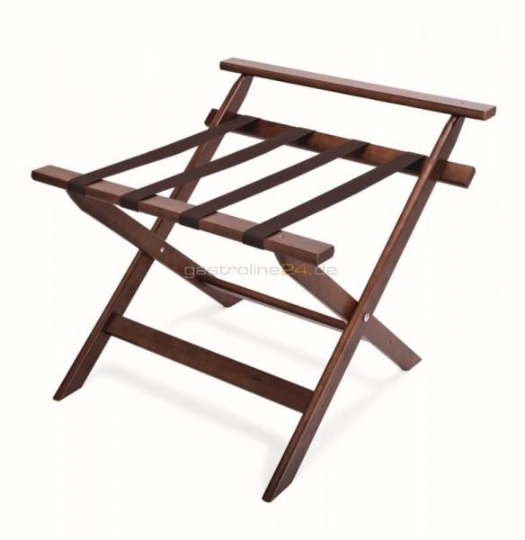 kofferst nder mit wandschutz holz h52 x b60 x t59cm. Black Bedroom Furniture Sets. Home Design Ideas