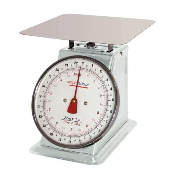 Plattform-Küchenwaage 10kg