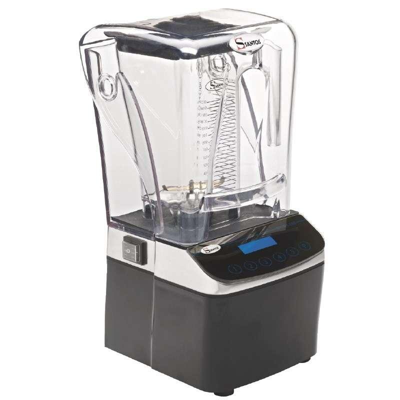 santos gerauscharmer getranke blender 62a barmixer mixer blender getranke produkte onlineshop fur die gastronomie gemeinschaftsverpflegung