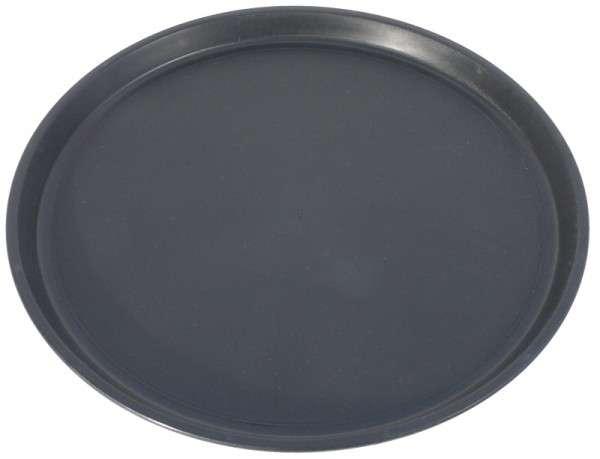 TABLETT, RUND 35 CM, SCHWARZ Durchmesser: 35 cm