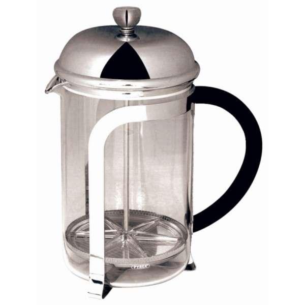 Cafetiere 6 Tassen 80 cl Inhalt