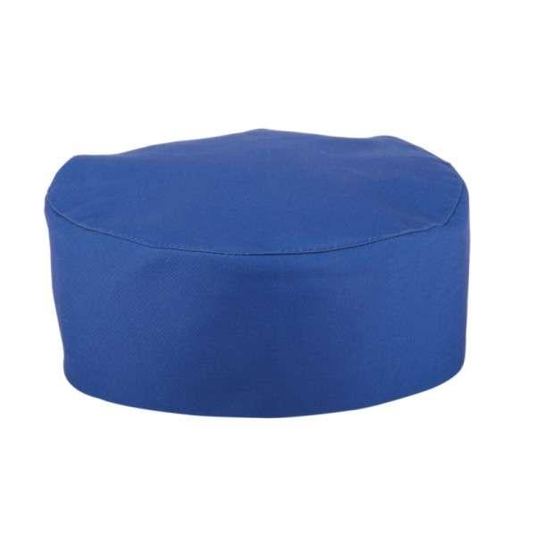Kochmütze blau