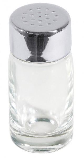 SALZSTREUER MIT KAPPE Material: Edelstahl 18/10,