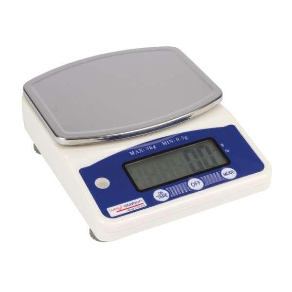 Weisshstation Digitale Waage 3kg