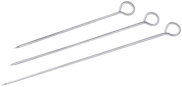 FLEISCHSPIEß À 12 ST. 10 CM Länge maximal: 10 cm