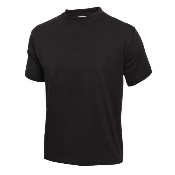 T-Shirt schwarz Größe: XL