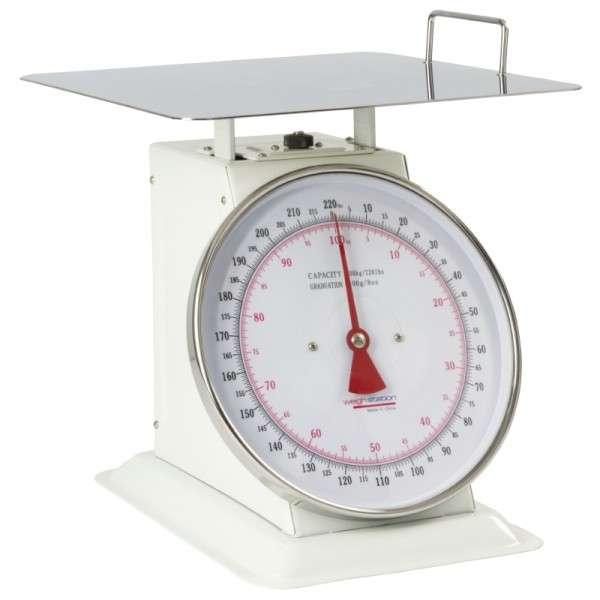 Plattform-Waage 100kg/200 g
