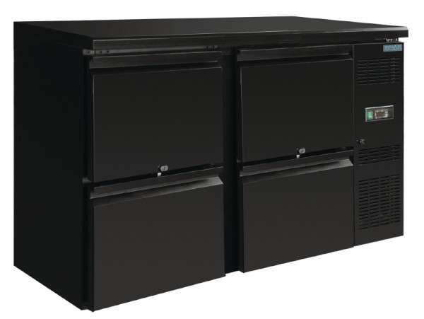 Minibar Kühlschrank Polar : Polar barkühlung schubladen kühltresen