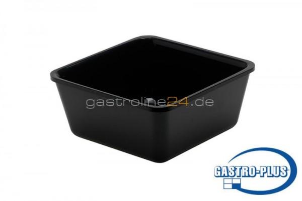 Salatschüssel - quadratisch 1,25 L (180x180x80 mm)