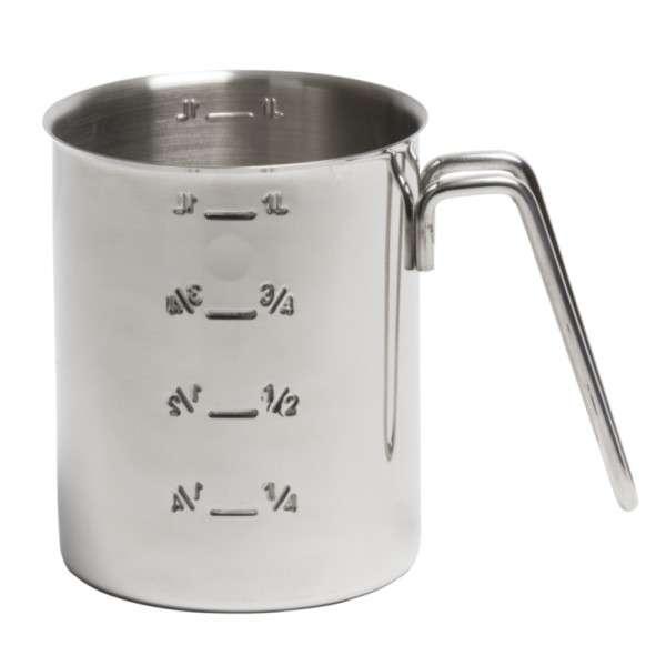 Messbecher mit Maßskalierung 1 Liter