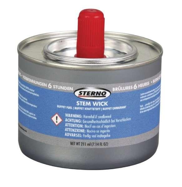 Sterno Brennpaste 6Std. - 12er Pack