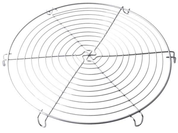 KUCHENROST, RUND 30 CM Durchmesser: 30 cm