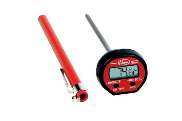Taschenthermometer digital -40°c/+150°c