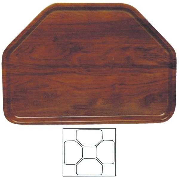 TABLETT, SECHSECKIG Länge: 47 cm