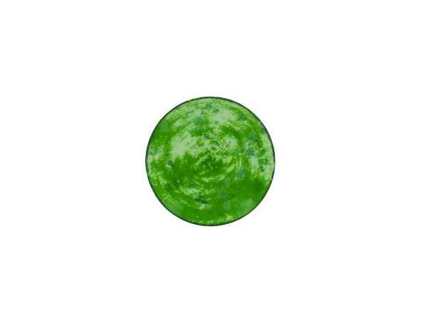 TELLER FLACH 15 CM - GREEN