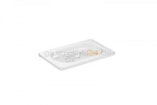 Polycarbonat voller Deckel für GN1/6 (Premium Line)