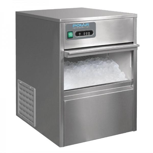 Polar Eiswürfelmaschine 20kg