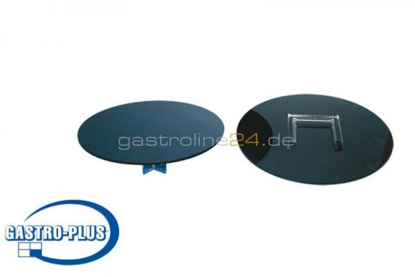Runder Teller für die Montage auf Ständer (Ø300 mm)