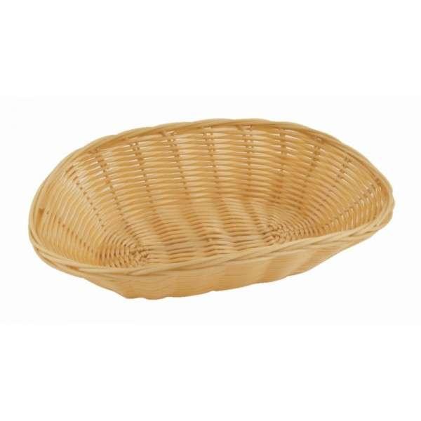 Brotkorb oval 23x15x7(Box = 6 Stück)
