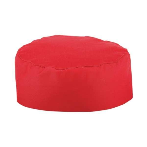 Kochmütze rot