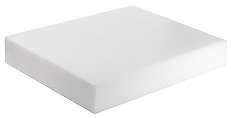 HACKBLOCK HD-POLYETHYLEN Länge: 50 cm ohne Untergestell