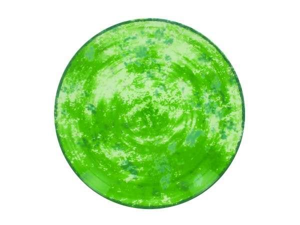 TELLER FLACH 31 CM - GREEN