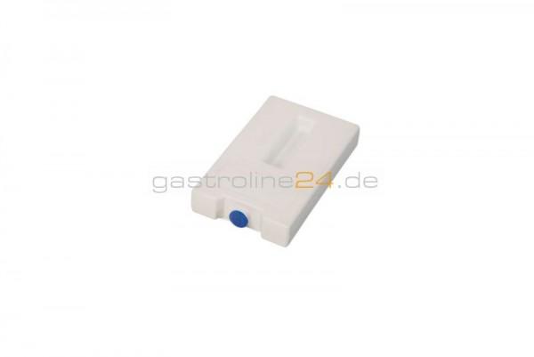 Eutektische Platte GN 1/9 (176x108) -12°C (Blauer Stopfen)