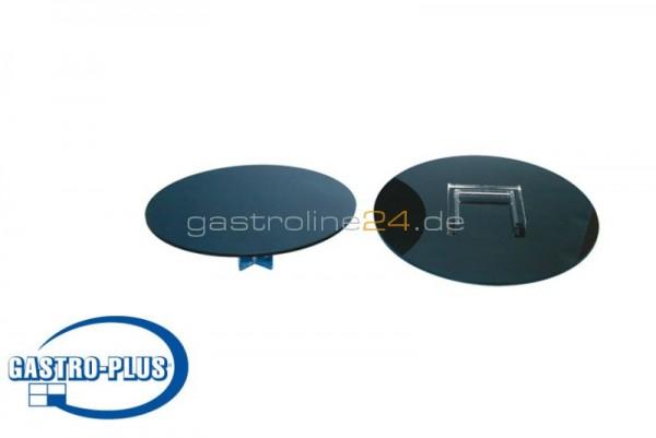 Runder Teller für die Montage auf Ständer (Ø250 mm)