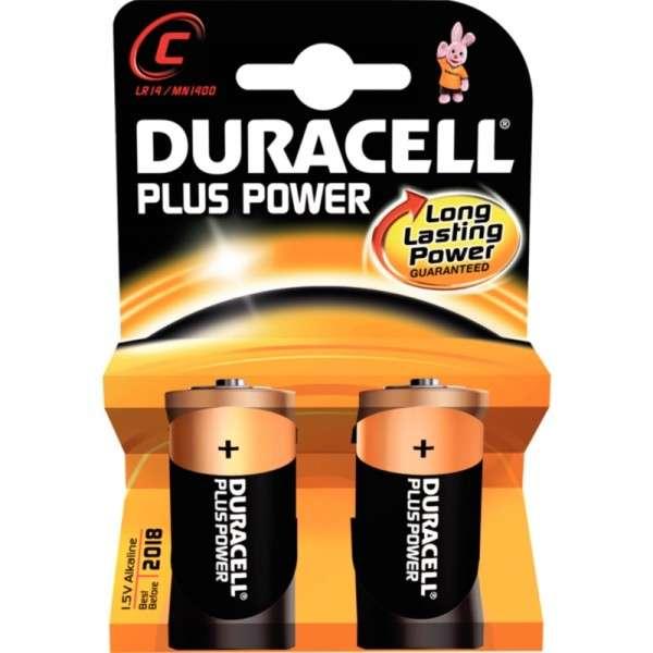 Duracell C Batterien (2er pack)