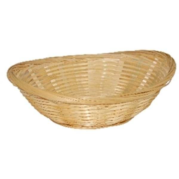 Brotkorb oval 22 cm (6er-Pack)