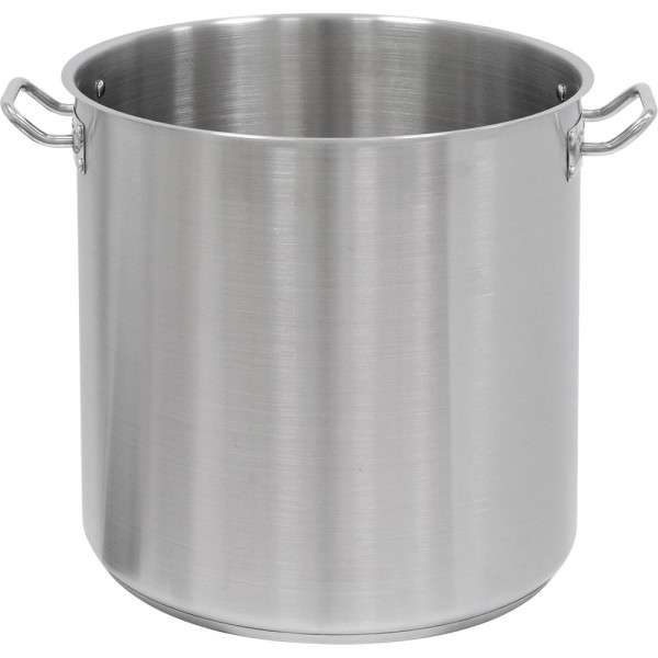 Suppentopf hohe Form, ohne Deckel, Ø 240 mm, Höhe 200 mm, 9 Liter