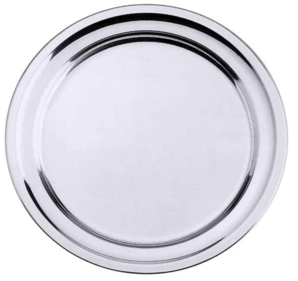 BRATENPLATTE RUND 21 CM Durchmesser: 21 cm
