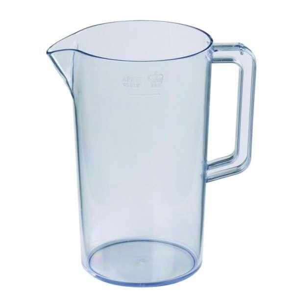 San Kunststoffkanne 2,3Ltr