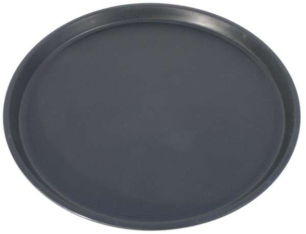 TABLETT, RUND 40 CM, SCHWARZ Durchmesser: 40 cm