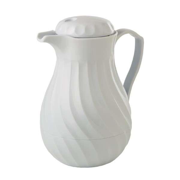 Servierkanne weiß 1,5Ltr