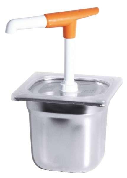 Dispenser GN 1/6 mit pumpe